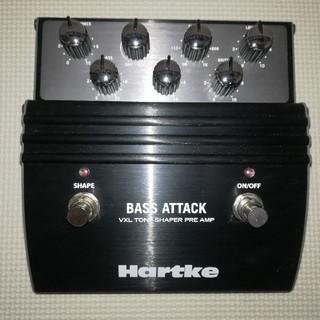 Hartke Bass Attack Pedal ベースアタックペダル(ベースエフェクター)
