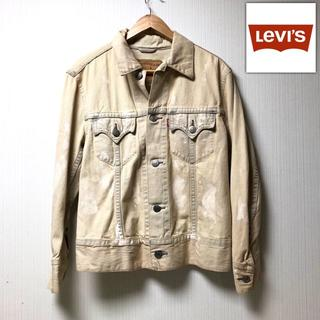 リーバイス(Levi's)の【激レア】リーバイス デニムジャケット Gジャン 70901 Lサイズ(Gジャン/デニムジャケット)