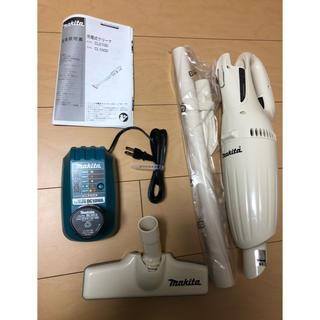 マキタ(Makita)のマキタ充電式クリーナー CL100DW(掃除機)