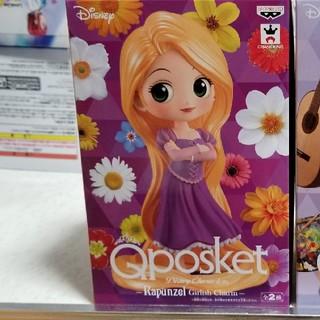 Disney - Qposket  Rapunzel Girlish Charm (ラプンツェル)