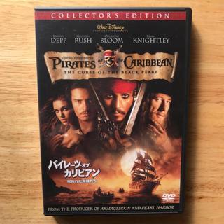 ディズニー(Disney)のパイレーツオブカリビアン DVD2枚組(外国映画)