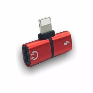 ライトニング iPhone 変換 アダプター(ストラップ/イヤホンジャック)