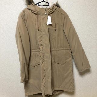 ショコラフィネローブ(chocol raffine robe)のモッズコート 新品(モッズコート)