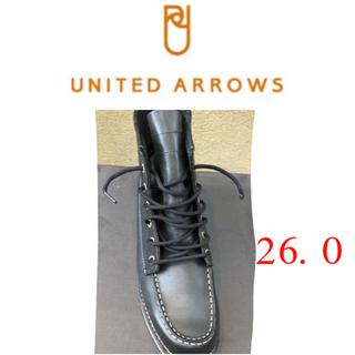 ユナイテッドアローズ(UNITED ARROWS)のユナイテッドアローズ ブーツ レッドウィング タイプ メキシコ製(ブーツ)
