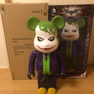MEDICOM TOY - ベアブリック 1000% JOKER BE@RBRICK