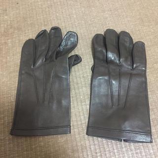 メンズ 本革グローブ(手袋)
