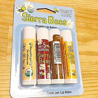 バーツビーズ(BURT'S BEES)の【ビタミンEでしっとり柔らかな唇に♡】シエラビーズ リップクリーム(リップケア/リップクリーム)
