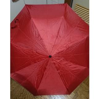 折り畳み傘★赤(傘)