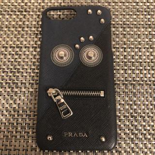 プラダ(PRADA)のプラダ プラダ iphone プラス 7.8(モバイルケース/カバー)