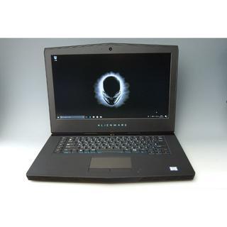 デル(DELL)の美品 Dell Alienware 15 R4 Core i9 ゲーミングノート(ノートPC)
