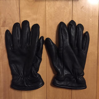 本革手袋【HATHAWAY】(手袋)