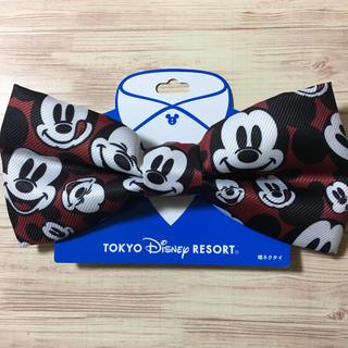 ミッキーマウス - 定価❣️ディズニーリゾート ミッキー  蝶ネクタイ
