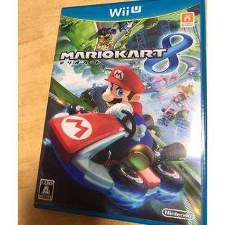 ウィーユー(Wii U)のマリオカート8(家庭用ゲームソフト)