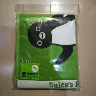 ジェイアール(JR)のSuicaのペンギン フェイスタオル(タオル/バス用品)