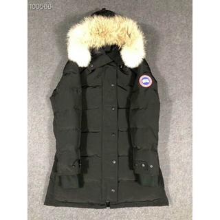 CANADA GOOSE - 本物カナダグース羽毛ジャケット