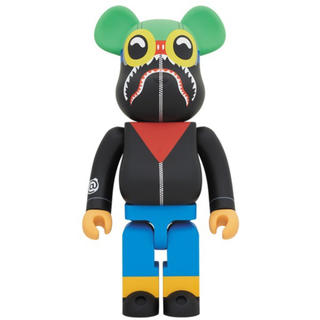 A BATHING APE - be@rbrick bape 1000%