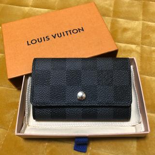 ルイヴィトン(LOUIS VUITTON)のLOUIS VUITTON キーケース(キーケース)
