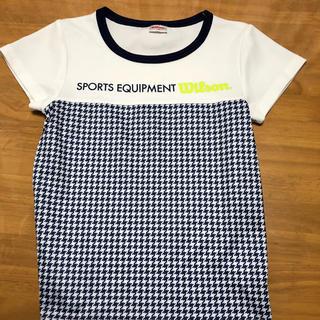 ウィルソン(wilson)のウィルソンTシャツ(女の子)140(Tシャツ/カットソー)