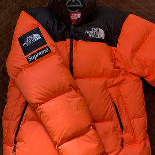 Supreme - THE NORTH FACE supreme ヌプシ