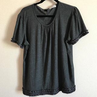 closshi レディース 半袖 トップス 大きいサイズ(カットソー(半袖/袖なし))