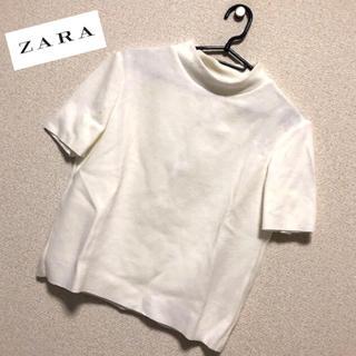 ザラ(ZARA)の【新品】ZARAトップス♡(カットソー(半袖/袖なし))