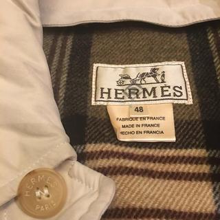 エルメス(Hermes)の期間限定お値下げ!エルメス ライナー付き メンズ ハーフコート (その他)