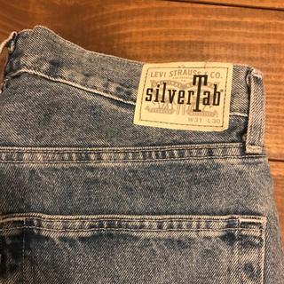 Levi's - Silver tab Levi's シルバータブ baggy
