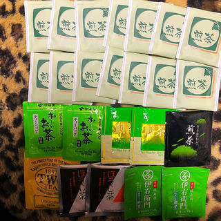 イトウエン(伊藤園)のお茶 ティーバッグ 24袋セット(茶)