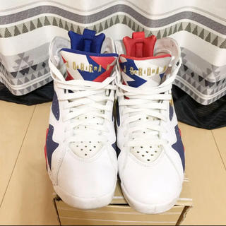 NIKE AIR JORDAN 7 RETRO -OLYMPIC