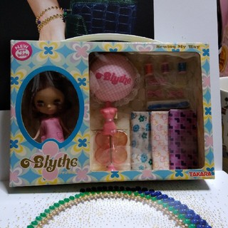 Takara Tomy - Blythe  Sewing My Way プチブライス