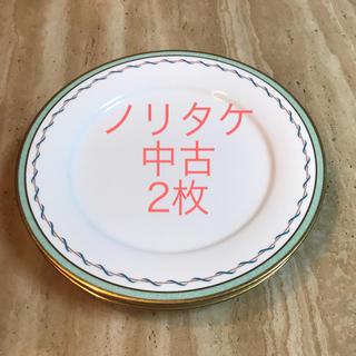 ノリタケ(Noritake)のノリタケ  中古プレート大2枚プラスオマケ(食器)