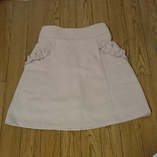 MAJESTIC LEGON - フリルポケットスカート