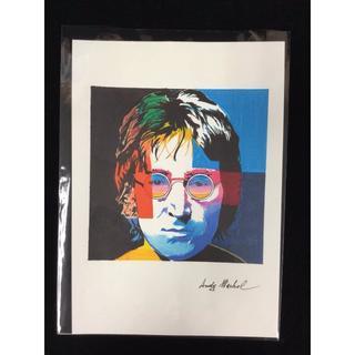 アンディウォーホル(Andy Warhol)の【模写】アンディウォーホル ジョン・レノン 110839(その他)