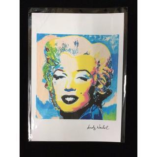 アンディウォーホル(Andy Warhol)の【模写】アンディウォーホル マリリン・モンロー シルクスクリーン 195415(その他)
