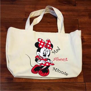 Disney - ミニー トートバッグ ディズニー サブバッグ