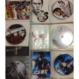 PS3ゲームソフト まとめ売り