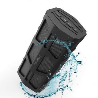 Bluetooth スピーカー MindKoo ワイヤレス 防水スピーカー 【(スピーカー)