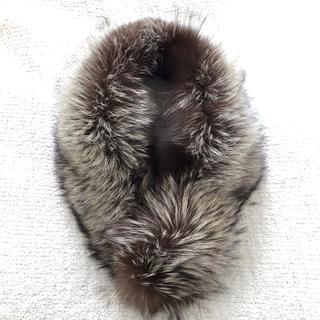 バーニーズニューヨーク(BARNEYS NEW YORK)のSAGA FOX♡ボリューム上質ファー美品(毛皮/ファーコート)
