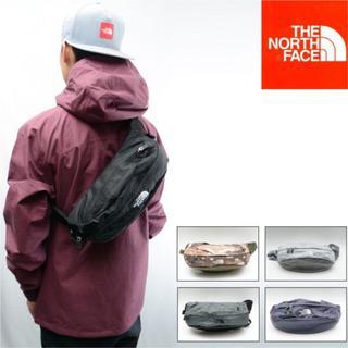 ザノースフェイス(THE NORTH FACE)の新品 黒 The North Face SWEEP BAG(ウエストポーチ)