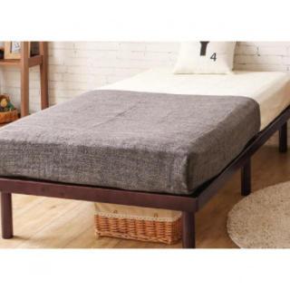 ベッド すのこ すのこベッド 送料無料 シングル ベッドフレーム シングルベッド(シングルベッド)