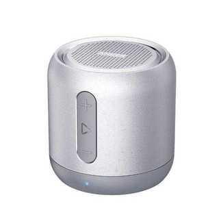 ☆即日発送☆ Anker Bluetoothスピーカー 15時間連続再生 グレー(スピーカー)