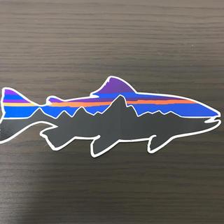 patagonia - 【縦8.3cm横20.7cm】patagonia パタゴニア  公式ステッカー