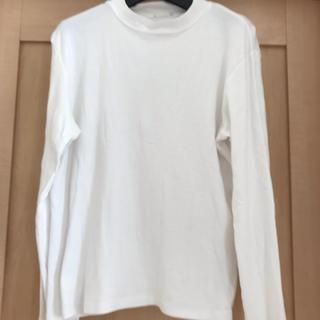 ジーユー(GU)のGU ハイネック カットソー(Tシャツ/カットソー(七分/長袖))