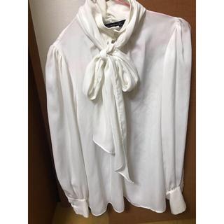 ZARA - 白シャツ