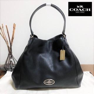 COACH - 送料無料 極美品 コーチ ショルダーバッグ トートバッグ 33547 M021