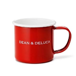 ディーンアンドデルーカ(DEAN & DELUCA)の【くるみん様専用】DEAN&DELUCA ホリデーカラーホーローマグ 180cc(グラス/カップ)