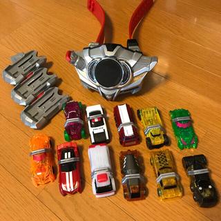BANDAI - 仮面ライダードライブ 変身ベルト セット