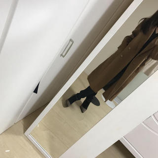 TOMORROWLAND - 高島屋購入pure cashimere メルトンロングコート