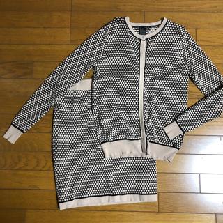 ダブルスタンダードクロージング(DOUBLE STANDARD CLOTHING)のダブルスタンダードクロージング ニット セットアップ(セット/コーデ)