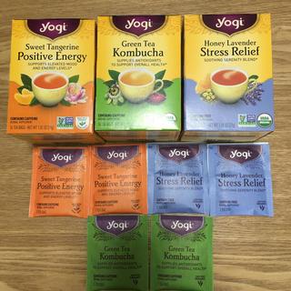 ヨギティー  3種お試し yogi tea (茶)